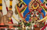 Shree Samsthan Pooja by H.H Swamiji on 12th Sept 2013