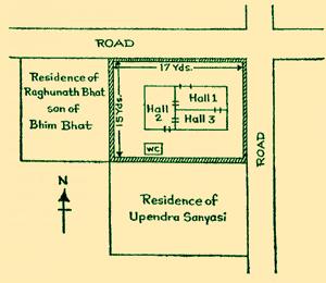 2 H.H Shrimath Keshavendra Thirtha Swamiji