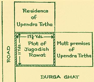 3 H.H Shrimath Upendra (I) Thirtha Swamiji