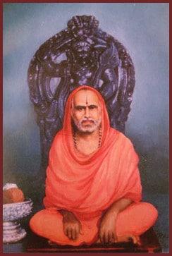 H.H Shrimath Keshavendra Thirtha Swamiji