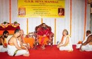 H.H  Swamiji distributed Student Scholarships