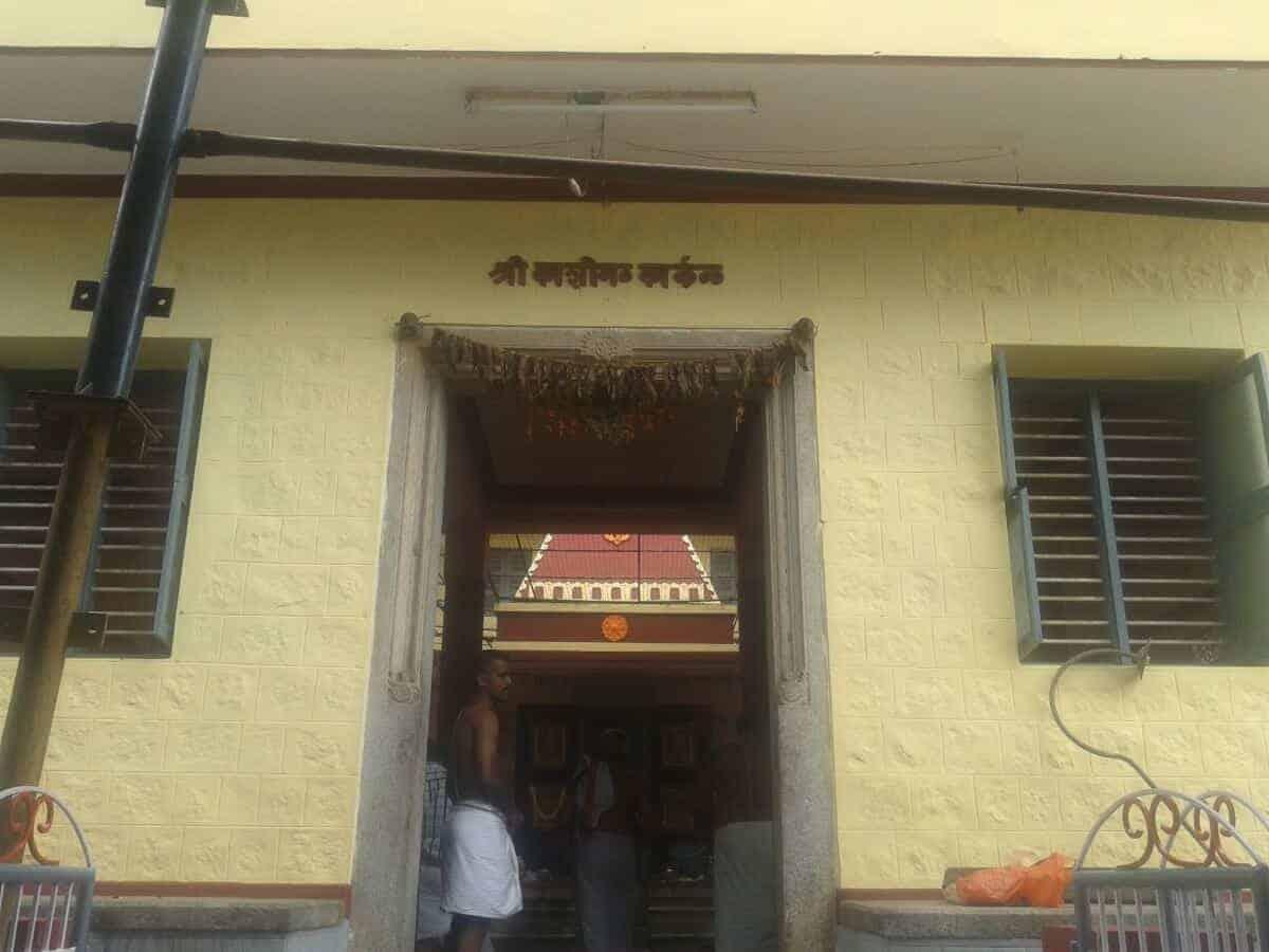 Jeernodhara of Karkala Shri Kashi Math
