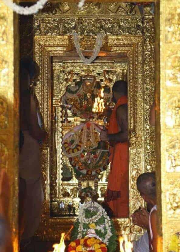 Punar Prathista Mahotsava at Padutirupati Shree Venkataramana Temple, Karkala
