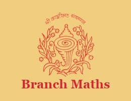 Branch Maths