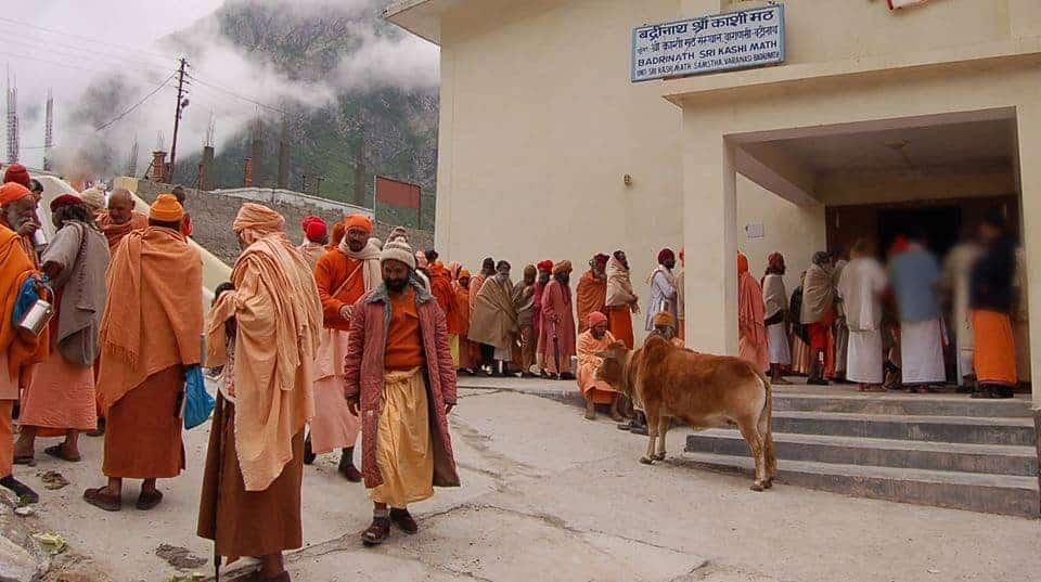 Flood Relief Camp At Badrinath (Uttarakhand)_01