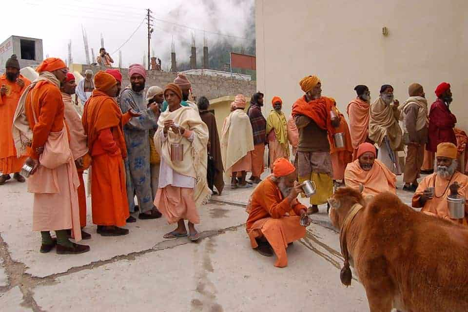 Flood Relief Camp At Badrinath (Uttarakhand)_02