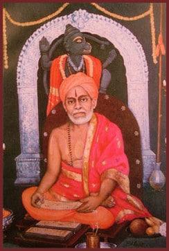 H.H Shrimath Madhavendra Thirtha Swamiji