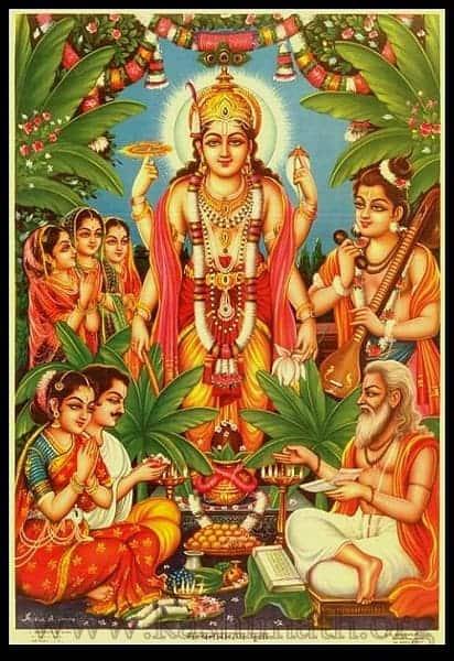 Satyanarayan Pooja