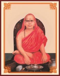 H.H Shrimath Vibhudendra Thirtha Swamiji
