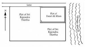 Plot of Rajendra Thirtha